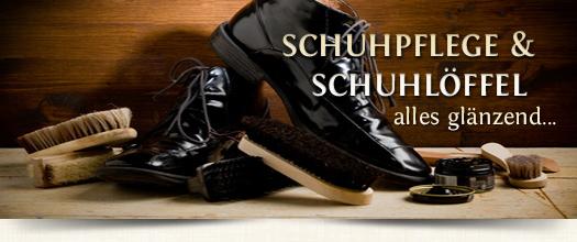 Schuhpflege und Schuhlöffel